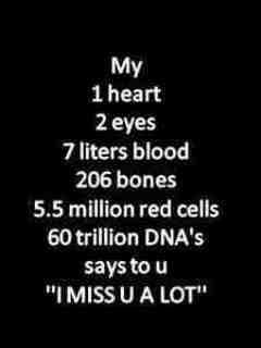 miss u a lot :: Miss You :: MyNiceProfile.com