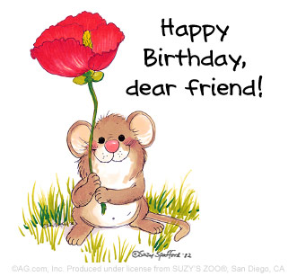 Happy Birthday Dear Friend Happy Birthday Wish You Happy Birthday My Dear Friend