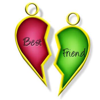 best friend heart - photo #18