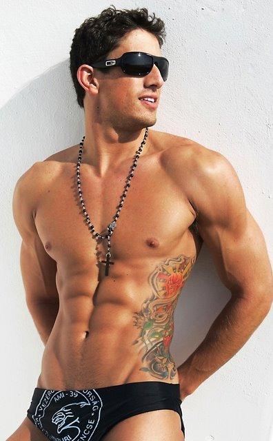 Hot guys 3d photo 36