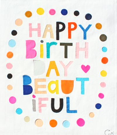 Happy Birthday Beautiful MyNiceProfile