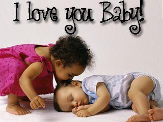 I love you Baby! Cute :: Love :: MyNiceProfile.com
