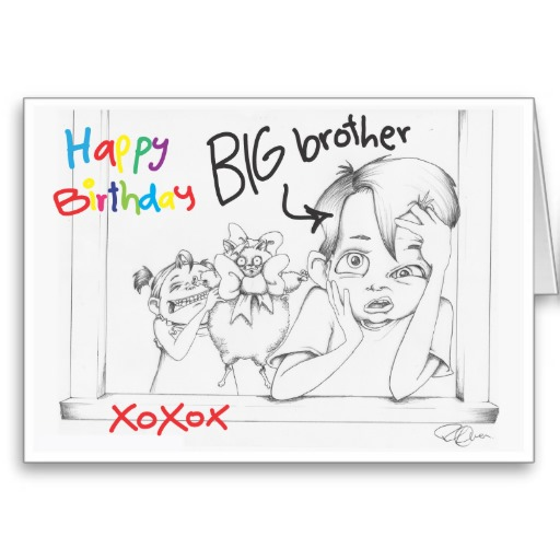 Happy Birthday BIG Brother :: Happy Birthday