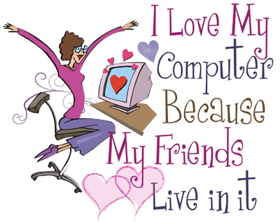 Image result for my friends live in my computer
