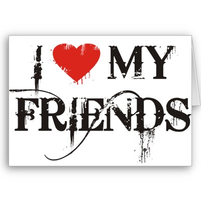 i love my friends friends myniceprofilecom