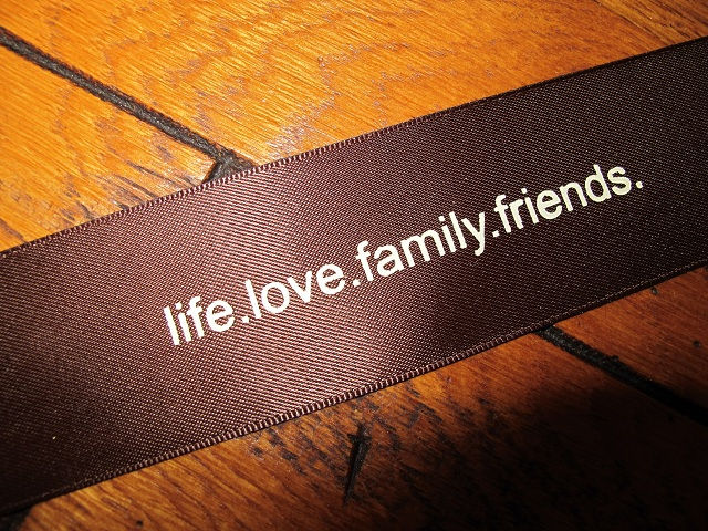 relationship with family and friends essay