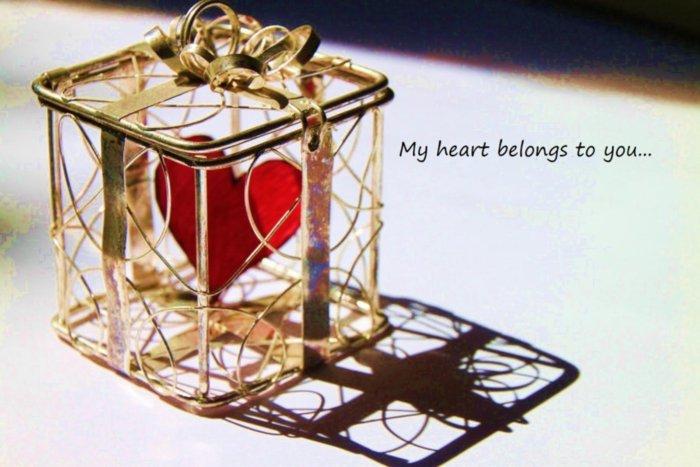 My Heart Belongs To You Love Myniceprofile Com