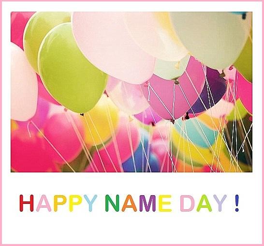 Happy Name Day! :: Happy Birthday :: MyNiceProfile.com