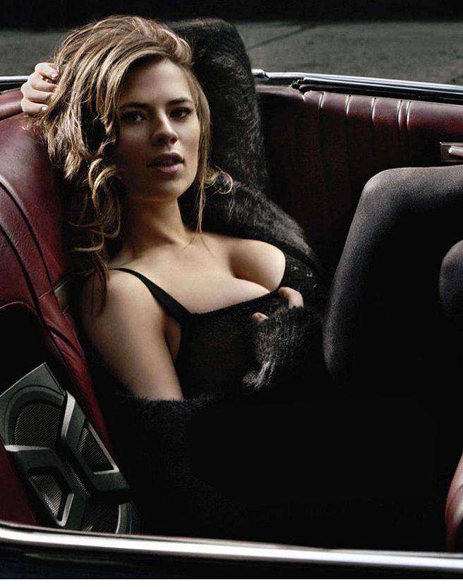 Hayley atwell sexy pics