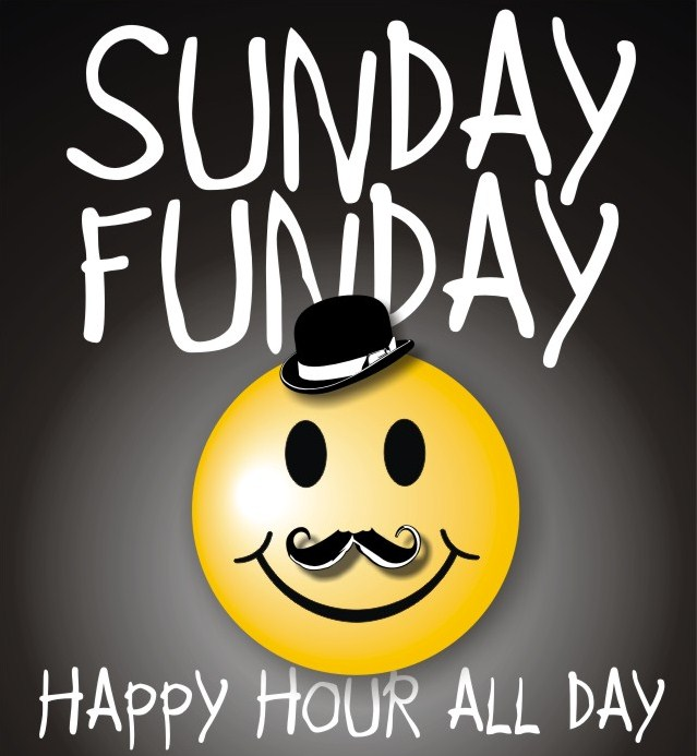 Sunday Funday -- Happy Hour All Day :: Sunday