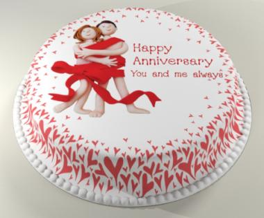 Happy Anniversary Cake Other Holidays Myniceprofile Com
