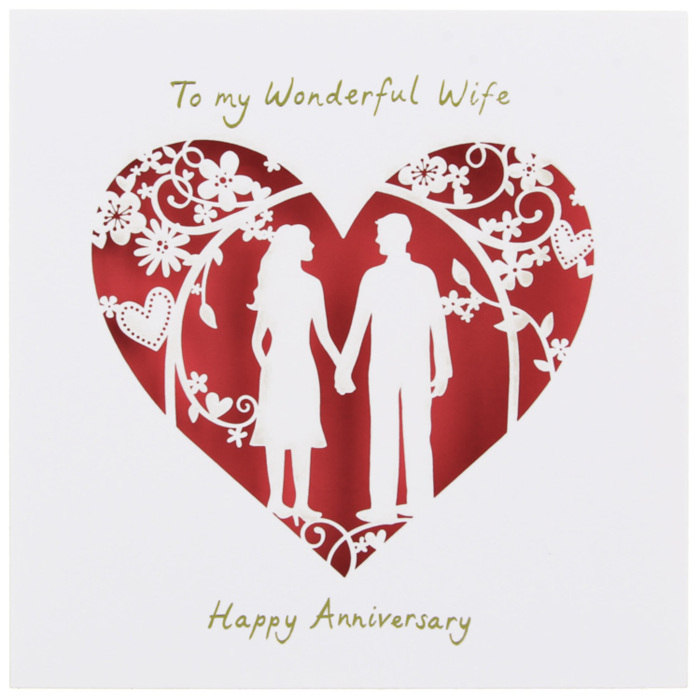 To my Wonderful Wife Happy Anniversary :: Other Holidays ...