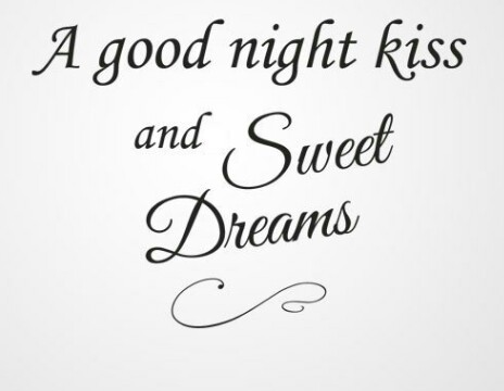Goodnight Kiss and sweet dreams ♥ :: Bye :: MyNiceProfile.com