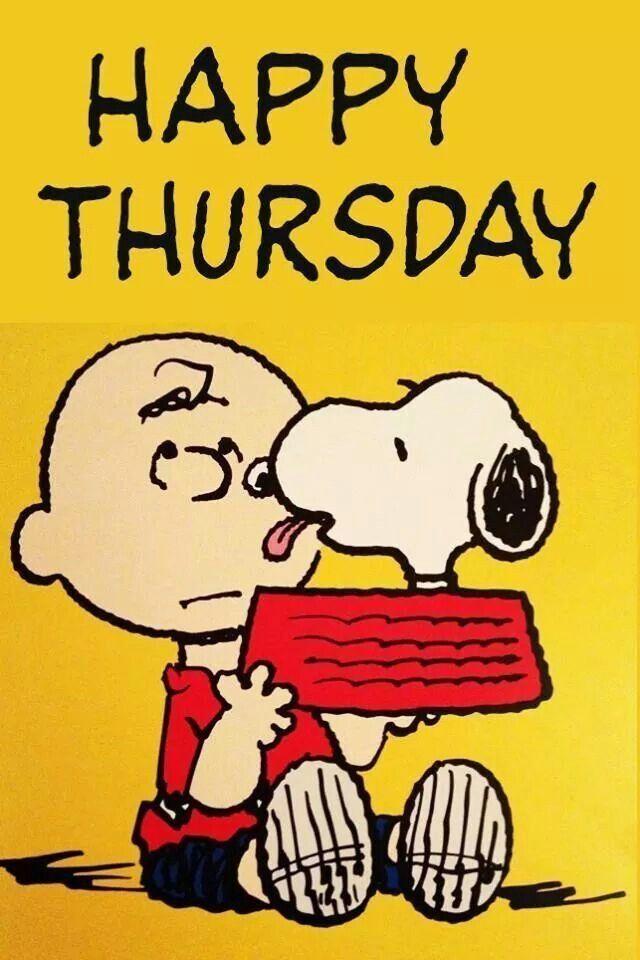 Happy <b>Thursday</b> -- Snoopy :: <b>Thursday</b> :: MyNiceProfile.com