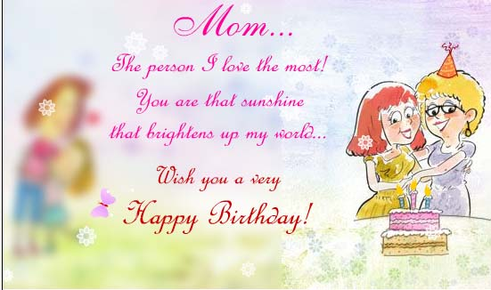 Happy Birthday Mom MyNiceProfile