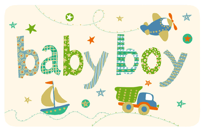 Baby Footprints Border Clip Art - Congratulations It's A Boy PNG Image |  Transparent PNG Free Download on SeekPNG
