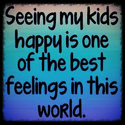 Seeing My Kids Happy Is One Of The Best Feelings In This