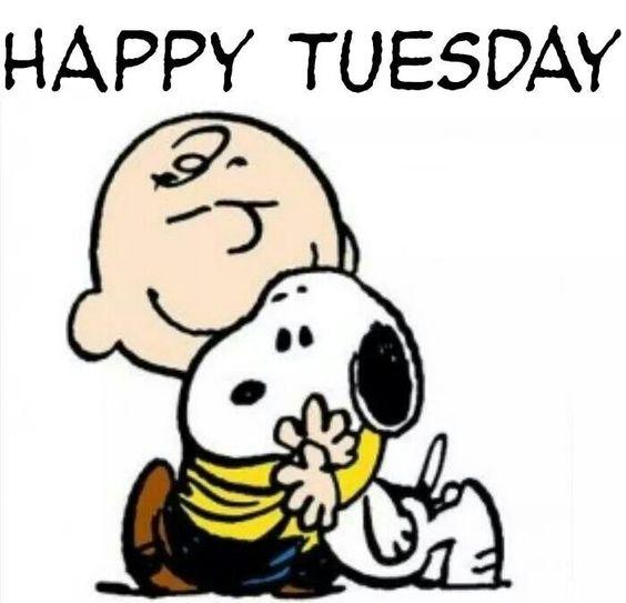 Happy Tuesday -- Snoopy :: Tuesday :: MyNiceProfile.com