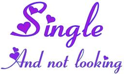 single not looking