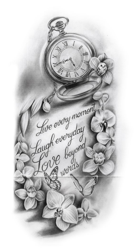 Live every moment. Laugh everyday. Love beyond words ...