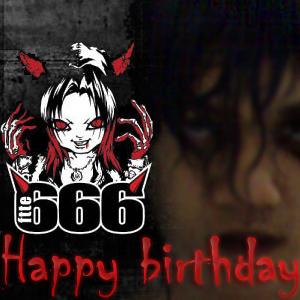 Happy Birthday 666 Happy Birthday Myniceprofile Com