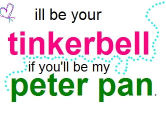 Tinkerbell peter pan quotes myniceprofile tinkerbell peter pan voltagebd Choice Image