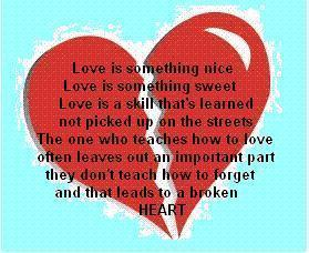 I Love You Quotes For Him From The Heart In Urdu : ... Love Is Something Sweet Love Is A ... :: Broken Heart :: MyNiceProfile