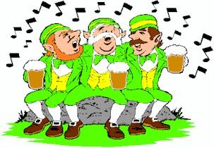 Drunken Irishmen :: St. Patrick's Day :: MyNiceProfile.com