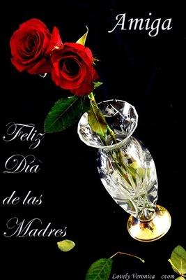 Feliz Dia De Las Madres Amiga Latino Myniceprofilecom