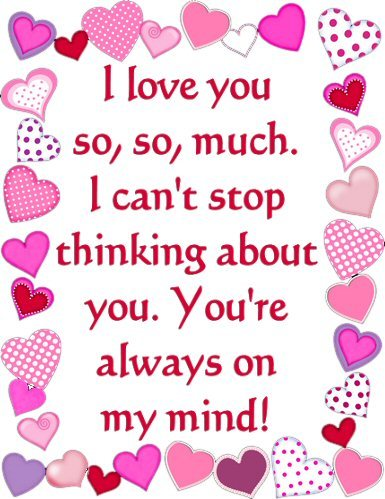 Quotes I Love You So Much I Love You So Much Quo...