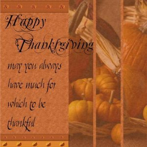 Thanksgiving Comments Pictures