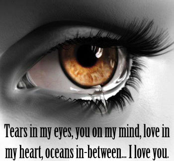beautiful eyes with tears with quotes i have tears in my ...