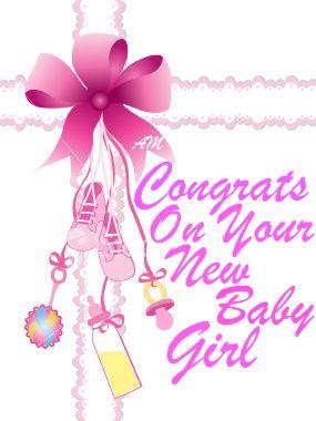 congrats baby girl