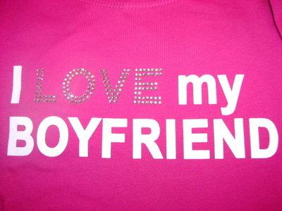 I Love My Boyfriend Quotes : love my boyfriend pink :: Love :: MyNiceProfile.com