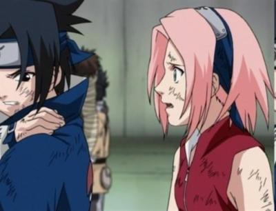 Sasuke vs sakura anime myniceprofile sasuke vs sakura altavistaventures Gallery